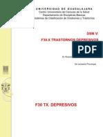 Trastornos depresivos según el DSM V