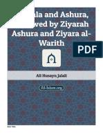 Karbala and Ashura.