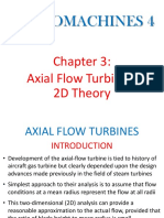 Turbomachines 4 - Chapter 3