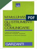 McLuhan - Gli Strumenti Del Comunicare