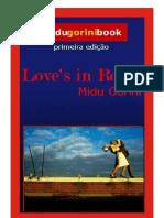 Poemas de Amor - Love's in Rose's Amor Em Rosa