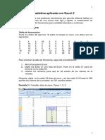 Taller de Estadística Aplicada Cap. 2