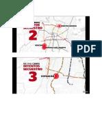 Zonas de peligro en la ciudad de mexico