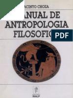 Choza, J. Manual de Antropología Filosofica
