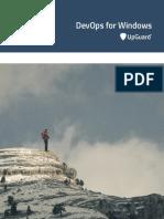 eBook DevOps for Windows