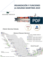Despacho Aduanero 2019 Mexico Aduana Maritima