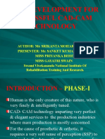 Skill Development for Successful Cad-cam Technology