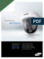 Samsung mini dome