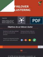 Copia de failover clustering.pptx