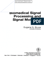 iomedical Signal Processing