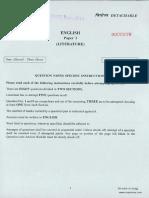 IAS Mains English 2016