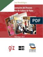 Guia Metodologica Implementacion Del Proceso de Fomento de Cadena de Valor
