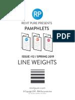 Revit Pamphlet12 Line Weights