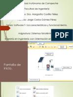 T-Sol Software Ejemplo y Características.