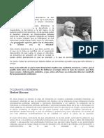 La Tolerancia Represiva - Herbert Marcuse
