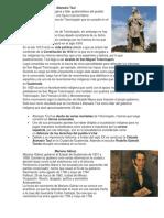 Biografia 3 Proceres de La Independencia Guatemla