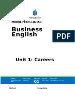 Module 01 Business English Prodi Management (Market Leader) Code F-0417-000-30 Ok