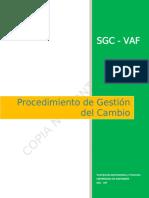 Gestion Del Cam,Bio Copast