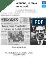 Gustavo Díaz Ordáz