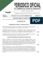 Reglamento de La Ley de Movilidad Del Estado de Guanajuato y Sus Municipios.