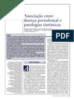Artigo - Doença Period X Patologia Sistêmica.pdf