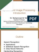 Lecture 1 Intro