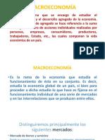 Qué Es Macroeconomía