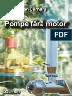 Pompe fara motor