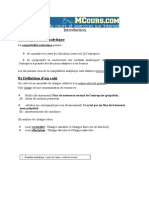 Cours Introduction Comptabilits Analytique