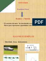 1a Aula - Vetores .pptx