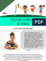 Dificuldades alimentares na infância - Capsi Tagua. (1)