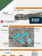 Analisis Urbano Conjunto Residencial Los Proceres