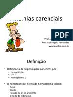 Anemias Carenciais e Anemias Hemolíticas.pdf