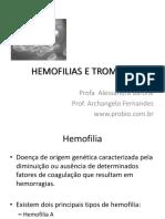 Hemofilias e Trombose.pdf
