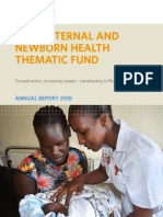 UNFPA MHTF Annual Report 15-Online