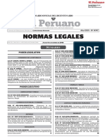 Resolucion EL Peruano Todo