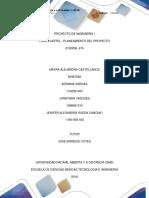 Plantilla Para Entrega Fase 4 - Planeamiento Del Proyecto