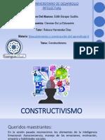 CONSTRUCTIVISMO Tarea