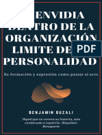 La Envidia Dentro de La Organizacion Limite. Por Benjamin Buzali