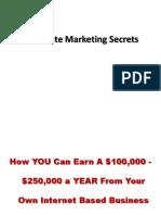 Affialiate Marketing Secrets.pdf
