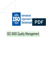 Quality Management 2 ISO9000
