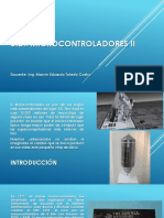 Microcontroladores II - Clase 1