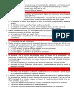 Preparatorio Segundo Corte Publico.