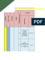 Matriz de Riesgos Iluminaciones Tecnicas - Actualizada Gtc 45 Final