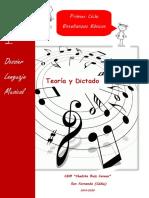 Lenguaje musical primer ciclo E. B.
