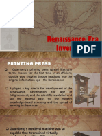 Renaissance Era PDF