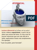 lLectura inferencial