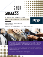 Dress for Success 2019