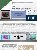 conclusion Partidos Poloticos Duverguer