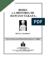 Haberly, H - Reiki, La historia de Takata.PDF